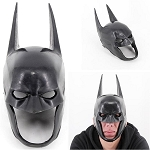 Fantasy Black Night Mask For Cosplay Halloween Masquerade