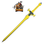 WarFoam SAO Holy Sword Excalibur Kirito Foam Cosplay Anime Sword