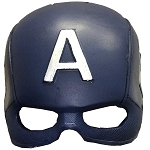 American Superhero Latex Mask For Cosplay Halloween Masquerade