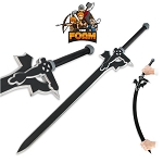 WarFoam SAO Kiritos Elucidator Anime Foam Sword