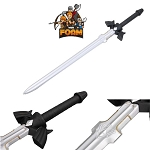 WarFoam Dark Link Legend Of Zelda Master Sword Replica Foam Cosplay Full Size