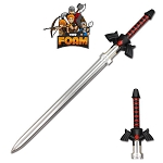 WarFoam Dark Link Shadow Triforce Foam Padded Master Sword