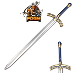WarFoam Fate Stay Night Saber Caliburn Fantasy Foam Cosplay Costume Sword