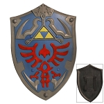 Legend Of ZELDA Foam SHIELD Hylian Link Triforce Cosplay LARP