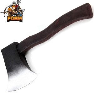 "12"" WarFoam Throwing Axe Toy Tomahawk LARP Cosplay Costume Weapon"